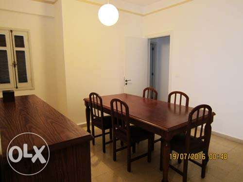Furnished apartment for rent Ashrafieh Sodeco