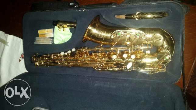 Alto Saxophone great quality fully equiped