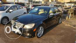 Mercedess c 350 mod 2008 for. O black like new