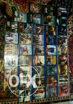 Blu ray movies library 4 sale + dvd series friends +6dvds all for20$