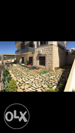 daher l mghara 2 minute from (jiyé) apartments and garden 270m
