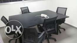 Meeting room + 6chairs
