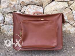 Vintage Leather Traveling bags