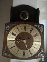 Vintage west Germany clock