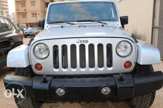 jeep wrangler sahara full options ajnabi clean carfax 4wd