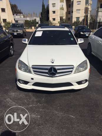mercedes c300 clean carfax model 2009 ajnabeye