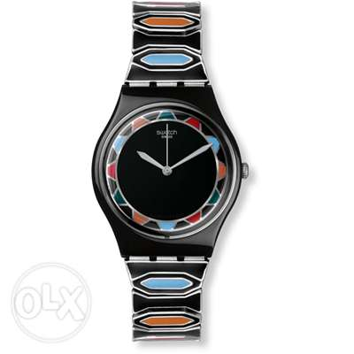 Swatch metal beautiful brand new in box