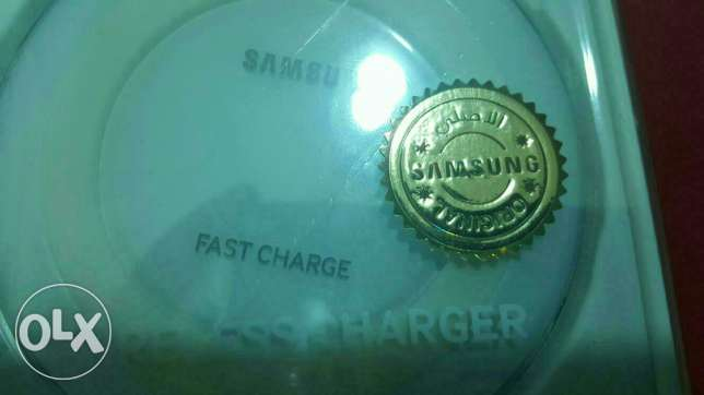 Wireless charger Samsung مصطبة -  2