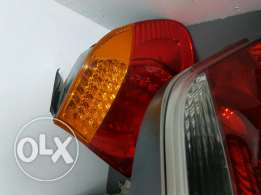 Bmw e46 m3 taillights led original