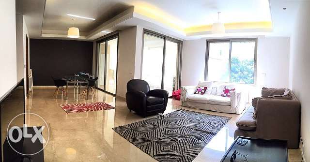 MK865, Furnished flat for rent in Mar Takla, 200sqm, 1st floor