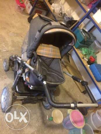 Original Hartan stroller from Germany