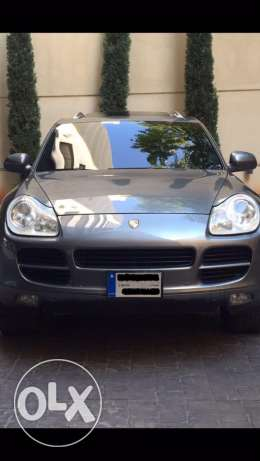porsche cayenne-s Model 2005 for one owner very good condition فردان -  1