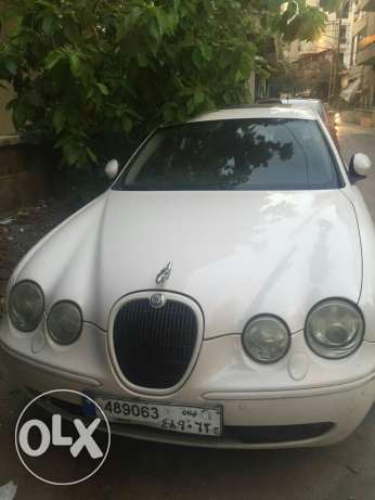 Jaguar S_type 2006