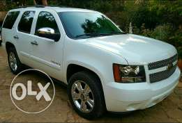 Special Chevy tahoe LTZ with original luxury package from company