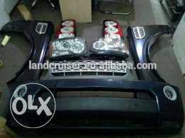 WANTED Land rover LR4 kit 2016 full