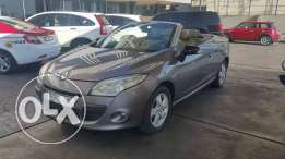 Renault Megane CC convertible hard top M.2011 full option one owner