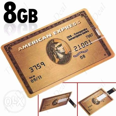 American express flash usb 8 GB راس  بيروت -  1