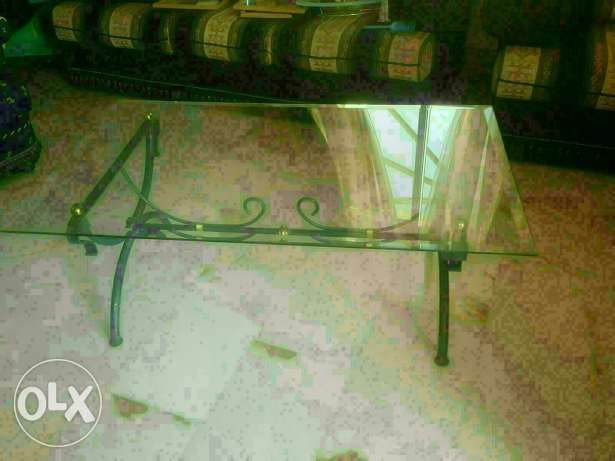 Bergere +console+3 tables for sale كسروان -  2