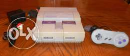 super nintendo without adapter