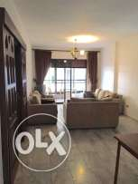 Ein Mrayseh: 120m apartment for rent