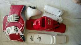Used taekwondo kit in excellent condition