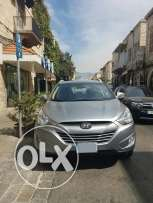 Hyundai Tucson (Dealer warranty and insurance)