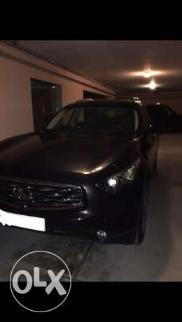 infiniti FX 50s | 410HP | 80,000kms Only