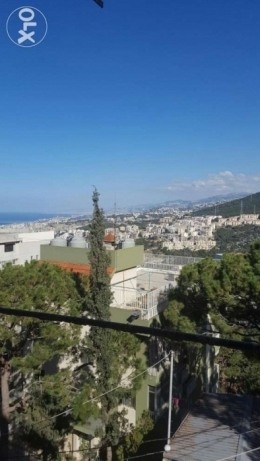 For sale a new apartment at ain Saade المتن -  2