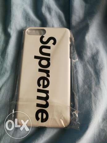 Supreme cover iphone 7 plus