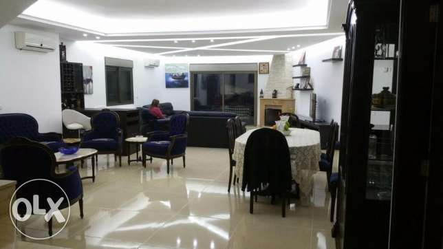 Beautiful Duplex for sale in Mansourieh-Daychounieh