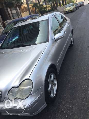 Mercedes C200 Kompressor Avantgarde,model 2003, one owner no accidents