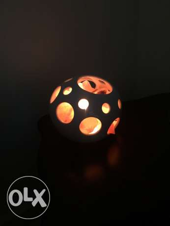 A Great Ambiance Lighting from Himalayan Rocks!