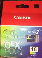 Canon Ink Tank BCI-15 Color