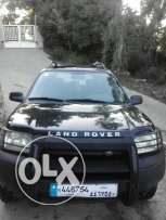 Land rover full option