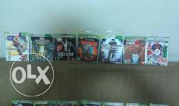 Xbox 360 games for sale*
