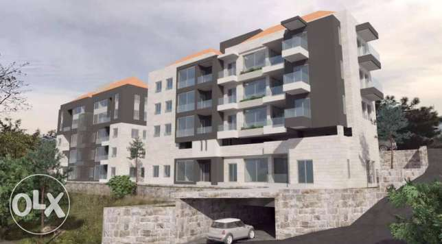 Apartment for sale in MAZRAAT YACHOUU' with 8000$ DOWN PAYMENT