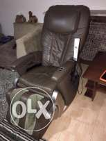Full body and feet massage chair