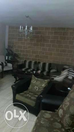 Appartement for rent in Zouk Mosbeh near NDU