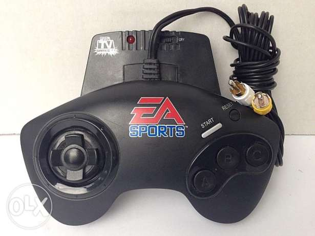 JAKKS PACIFIC Plug N Play TV Games EA Sports Madden & NHL