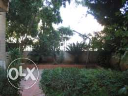 apartment 185 sqm + 150sqm garden for sale in Ain Najem, Ain Saadeh