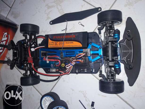 Rc Car Drift HSP عرمون -  6