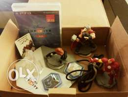 Disney Infinity for ps3 it's like NEW 70$