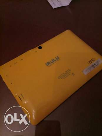 iRulu X7 tablet (for kids)