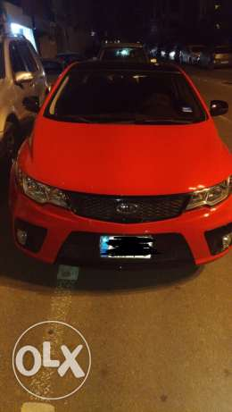 kia cerato koup 2011 super clean 1 owner