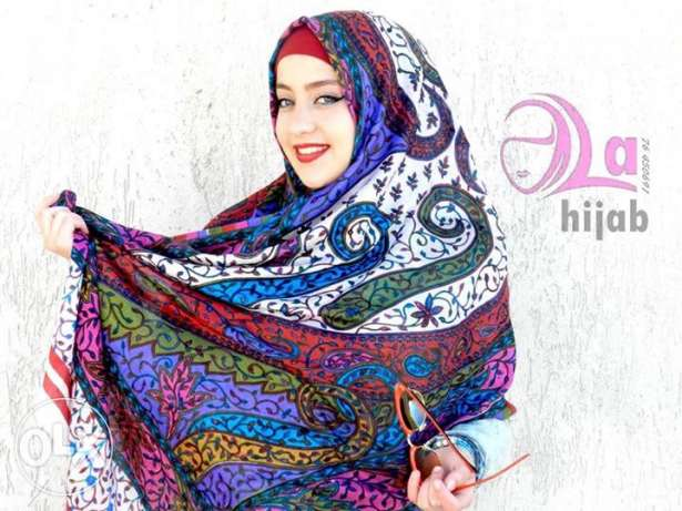 indian scarves .. deliver to all regions of lebanon