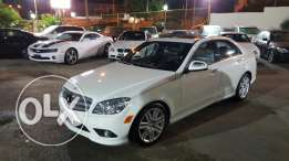 Mercedes C 300 Amg kit 2009 full options ajnabieh new arrival super cl