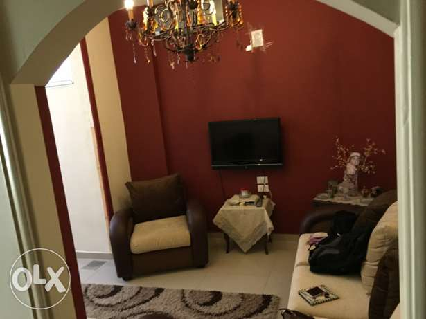 House for rent in Borj Abi Haidar - Urgent Lebanese family