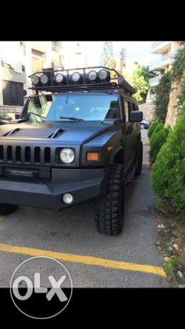 """hummer h2 2003 very clean 40"""" tires price negotiable"""