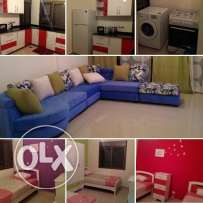 Fully Furnished apartment for Rent - walking distance from USEK !
