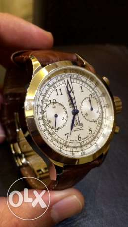 Askania Chronograph watch